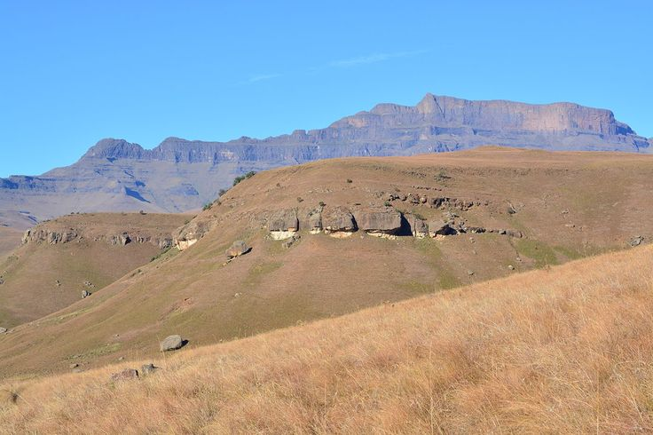 Visited Drakensberg during our journey through South Africa whilst travelling the world. Absolutely one of the places to see before you die in Africa.