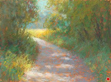 Park Trail #36 by Rita Kirkman Pastel ~ 6 x 8 inches