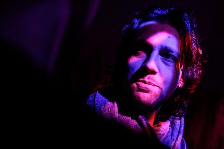 https://flic.kr/p/RUWKEC | Damiano Grazzini e Interno 17 | Riff Club - prato - Urban blackout
