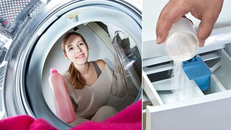 Luktar din tvättmaskin illa? Det kan vara ett tecken på mögel. Vi har tips och knep som fixar det. Så här lätt kan du rengöra tvättmaskinen.