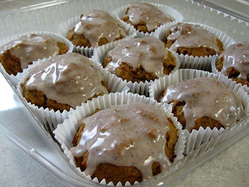 Cinnamon Pumpkin Protein Muffins. A Delicious Treat to Start Your Morning Off Right