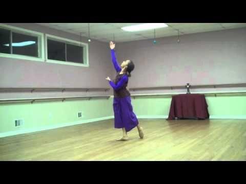 Praise Dance Technique Training