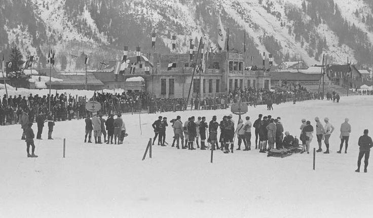 Sochi 2014 Winter Olympics - 90 years after Chamonix 1924