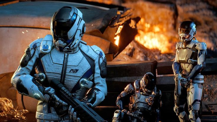 BioWare Details Mass Effect: Andromeda Early Access Trial