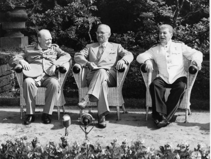 what is the potsdam conference