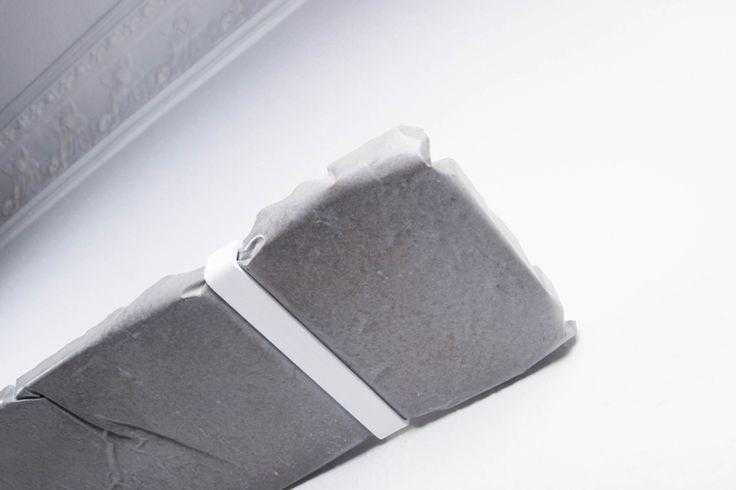 Concrete small design shelf, Contretediction - by .ab concrete