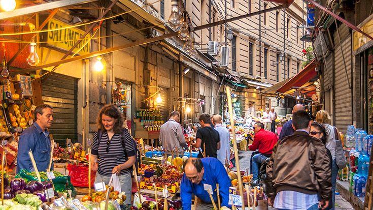 Palermo - Mercato Vucciria