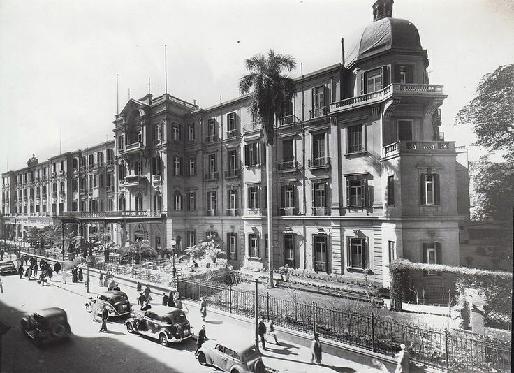 Image result for  deserted Cairo vintage photos