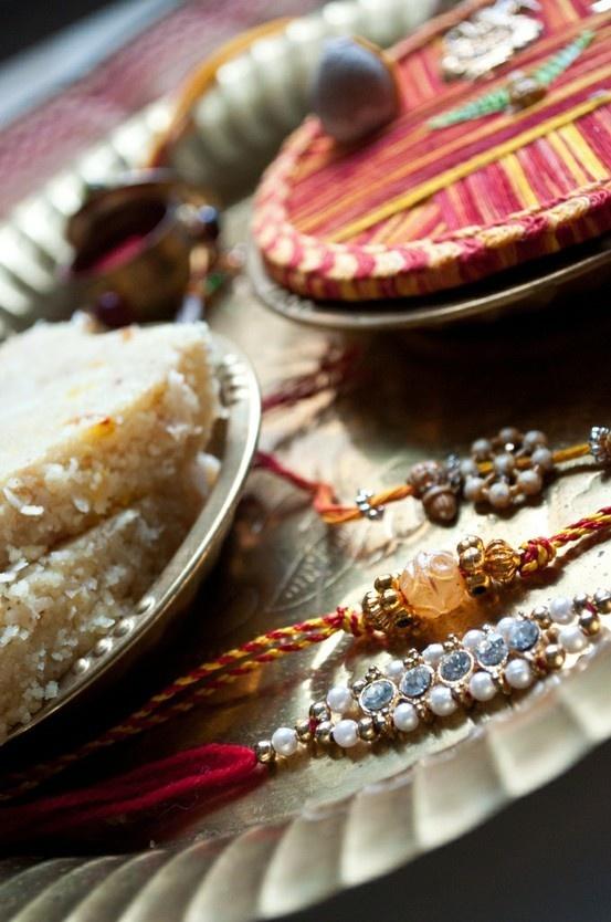 Raksha Bandhan - The holiday of love between sisters and brothers!