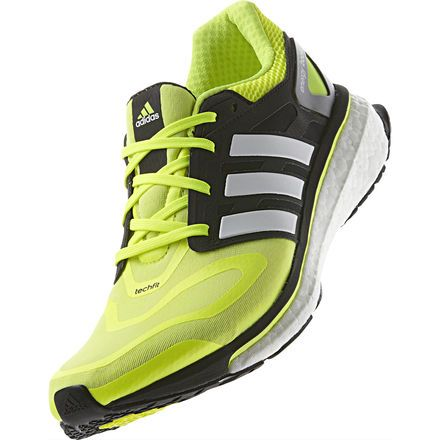 Scarpe Energy Boost Uomo, Electricity / Black / Running White, zoom