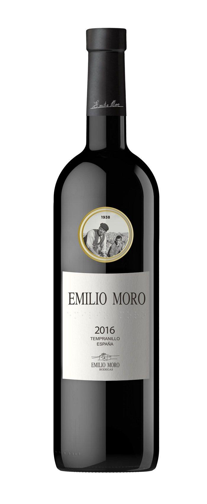 Si Lo Sabes Escuchar El Vino Te Habla La Historia De Bodegas Emilio Moro Vino Botellas De Vino Dibujos De Botellas