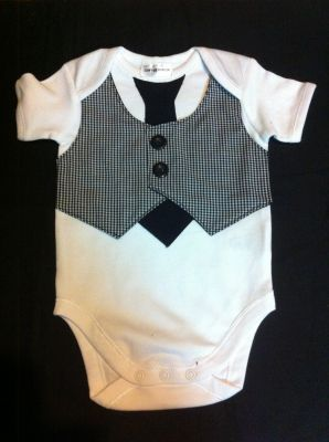 'I Do' Onesie. $13.50 (FREE Shipping within Australia). Handmade. Baby Formal Wear. Find us on Facebook; BoyCot Baby.