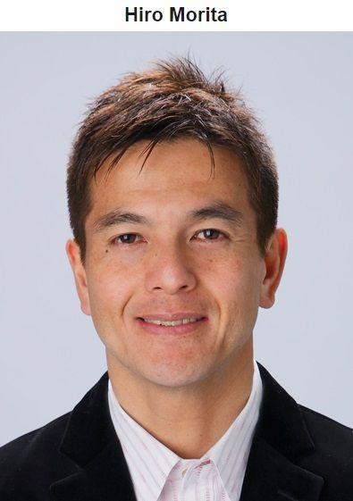 Hiro Morita, News Anchor, Newsline. | I Love NHK World TV ...