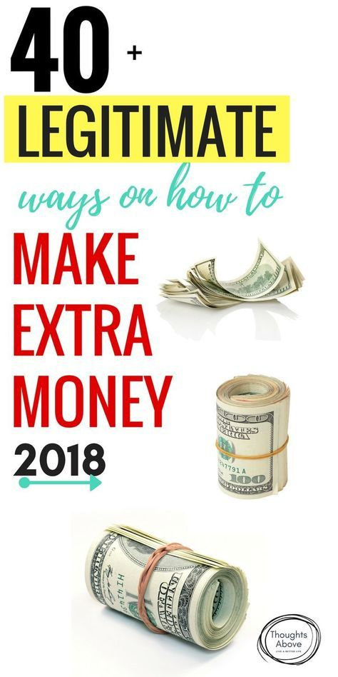 how to make extra money on the side online