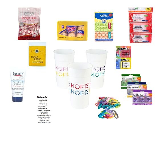This chemotherapy gift tumbler is jam-packed full of essential items that will assist with easing the side effects of chemotherapy treatment. Every product contained within this generous gift tumbler