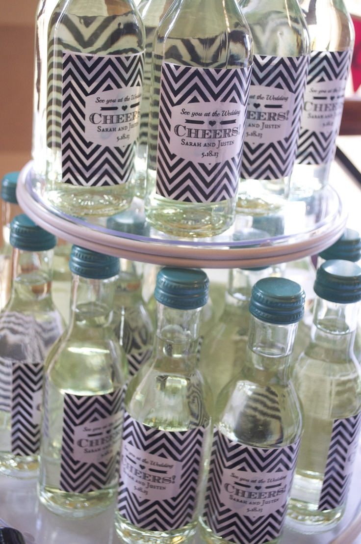 Cute/Perfect Bridal Shower Favors OR bachelorette party favors bridal #shower #wine