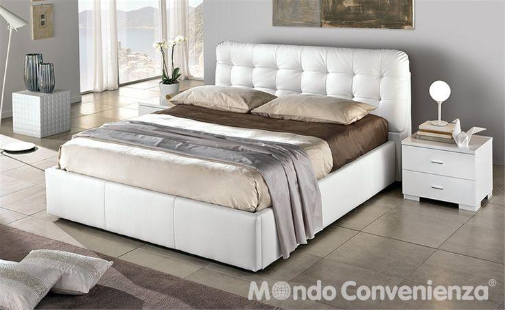 Letto Stone - Mondo Convenienza | Home Sweet Home | Pinterest