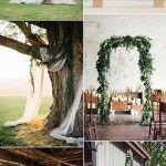 27 Gorgeous Greenery Garland Wedding Ideas For 2017 | good ideas here