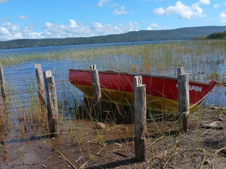 Lago Tepuhueico, Chiloé, Chile