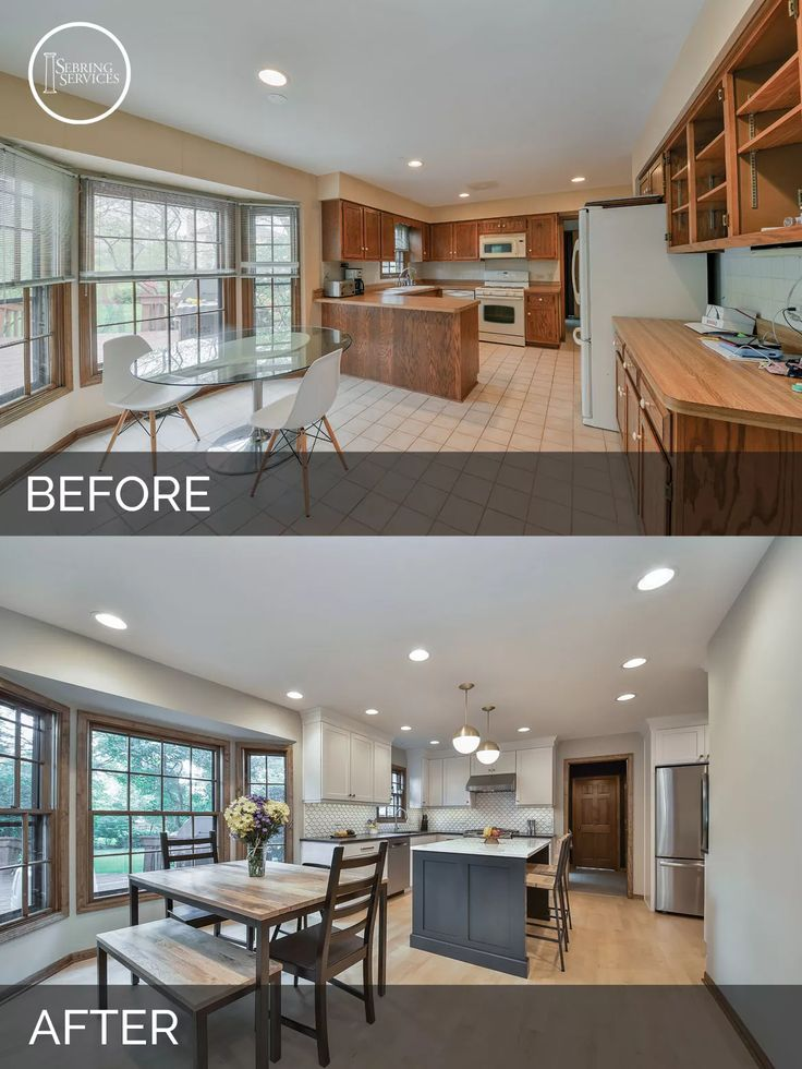 112 Best Before Amp After Kitchen Remodeling Projects