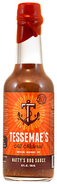 """Paleo """"BBQ Sauce"""" - Tessemae's All Natural dressings and marinades and spreads"""