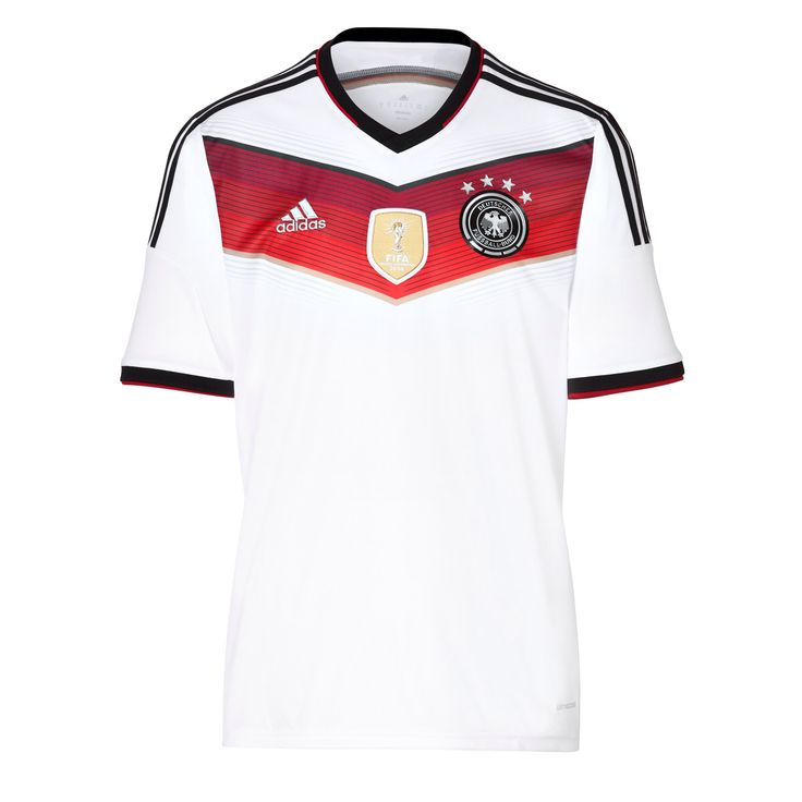 The new Deutschland jerseys!! Regret not ordering one while I was in Germany. From the DFB fanshop