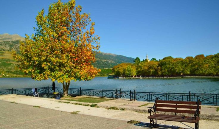 Lakes and rivers in Greece | Discover Greece