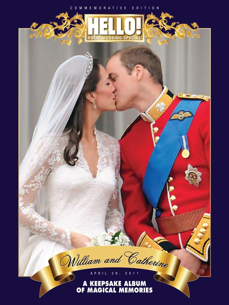 Canadian Cover Awards 2012 •  • Hello!, Royal Wedding of William and Kate special issue