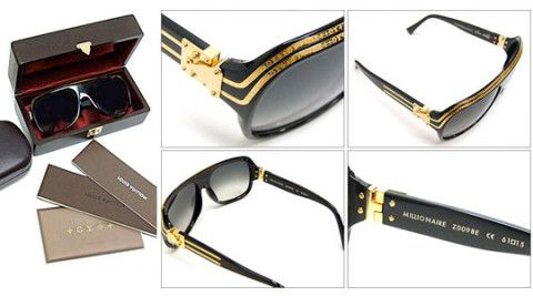 "Louis Vuitton ""Millionaire"" Sunglasses Relaunched | Highsnobiety"