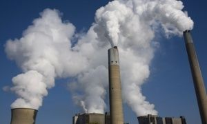 US supreme court strikes down Obama's EPA limits on air pollution Justices strike down new rules for coal-fired power plants, but Environmental Protection Agency says most plants have already complied