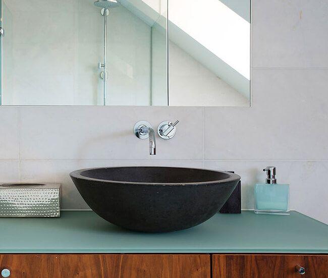 24 Best Bathroom Sinks  Bowl & Egged Shaped Sinks Images On Amusing Sink Bowl Bathroom Decorating Inspiration