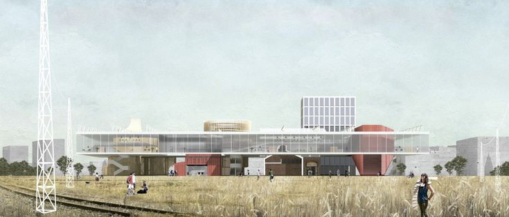 jaja . NEW SCHOOL OF ARCHITECTURE . AARHUS (1)