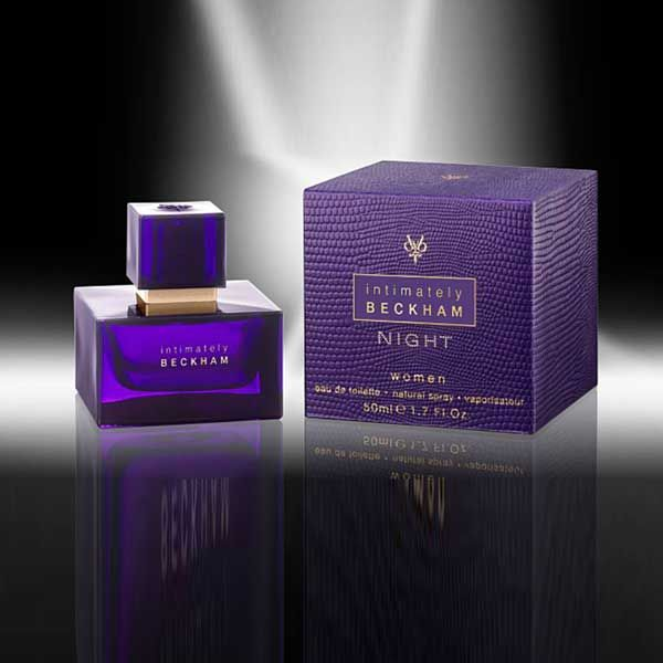 Intimately Beckham Night David & Victoria Beckham perfume - a fragrance for women 2007