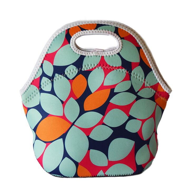 Lancheira neoprene thermal bolsa termica para marmita women handbags bag lunch bag lunch box for kids thermos caixa de almoco