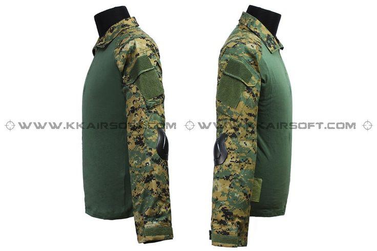 Армии сша военная форма для мужчин ЭМЕРСОН Борьбе Равномерное Gen2-(Marpat Лесной) em6913