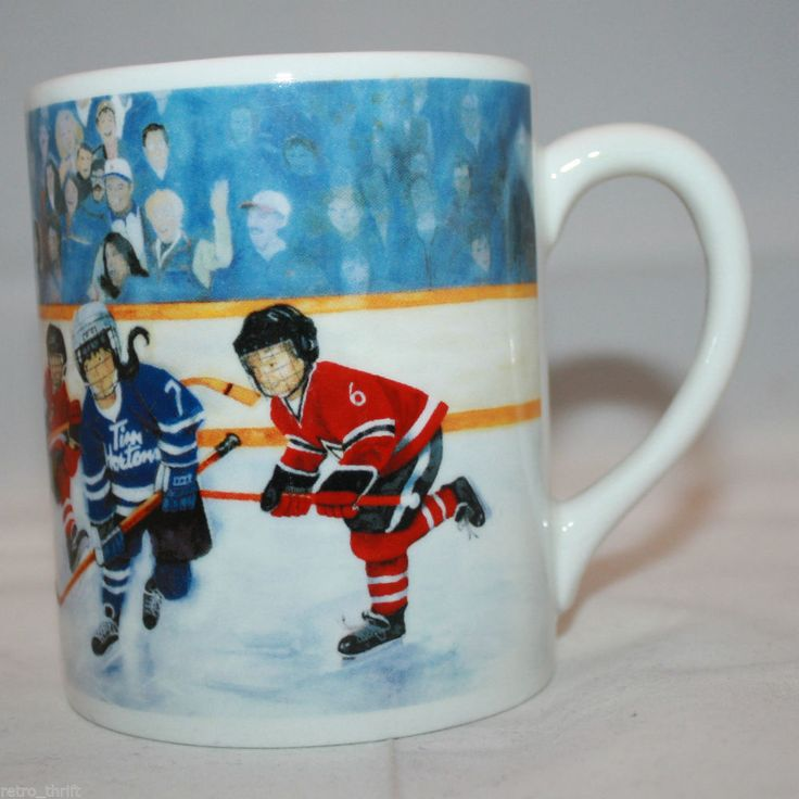 Details about Tim Hortons steelite coffee tea mug cup oz