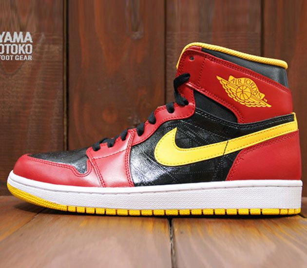Air Jordan I Atlanta Hawks