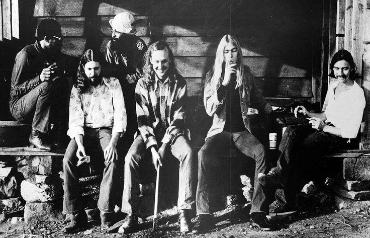 Allman Brothers Band (1973)