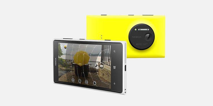 Lansare smartphone - Nokia Lumia 1020 cu camera foto Pureview