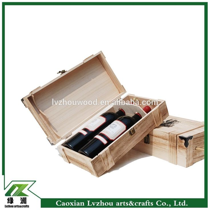 wooden boxes wholesale | Wholesale Wooden Wine Box With Fahionable Design - Buy ...
