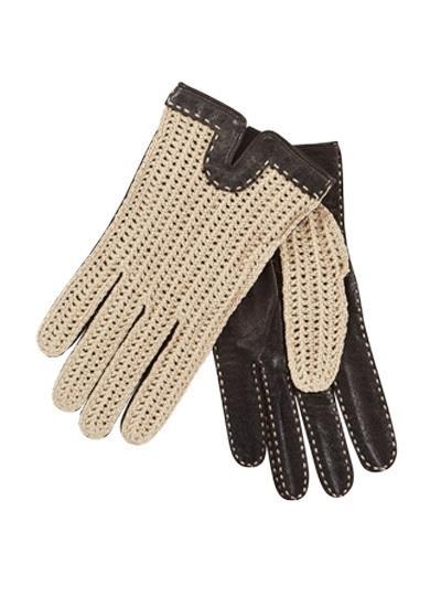 Gloves, $130    Louis Cardini