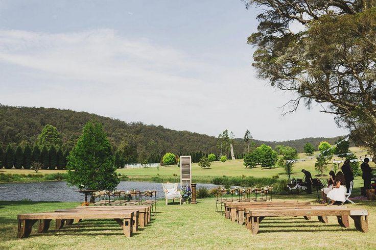 Wollombi Barnstay / Barn wedding venue Hunter Valley, NSW