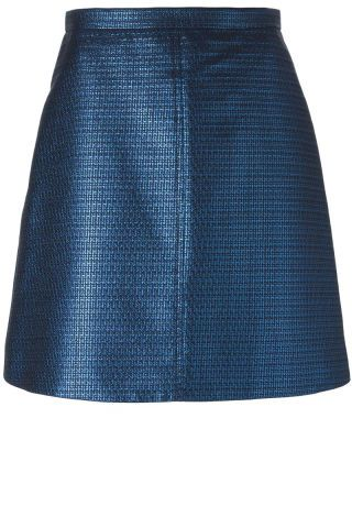 Fashion is still basking in the glamorous era of the '70s and that includes disco-approved lurex. Add some subtle shine to your look with one of these key pieces.
