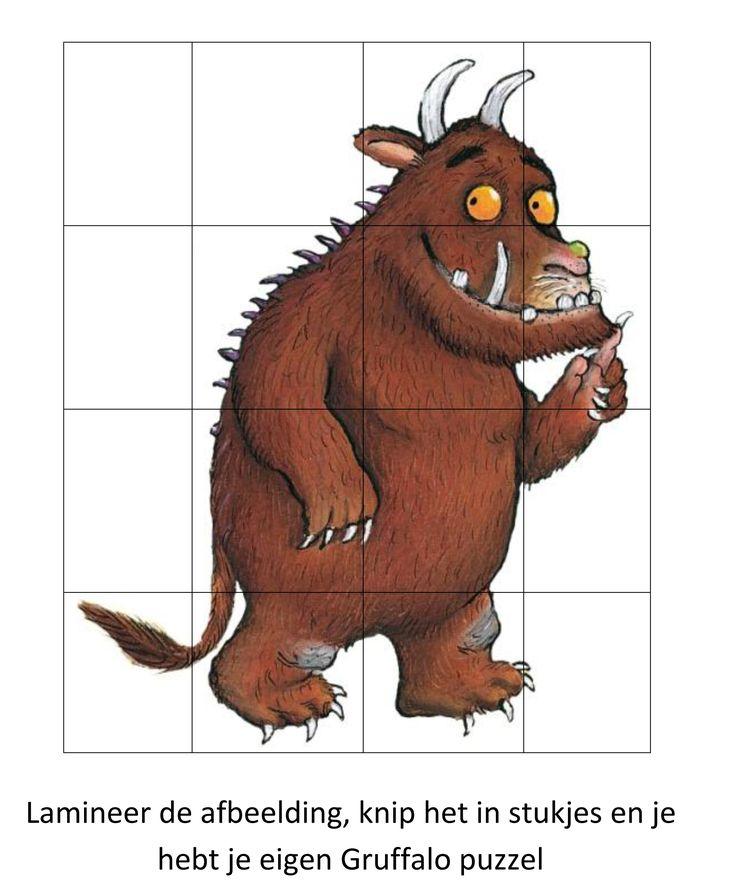 thema van de gruffalo op Gruffalohttp://www.pinterest.com/paulaprevoo/gruffalo-lesidee%C3%ABn/