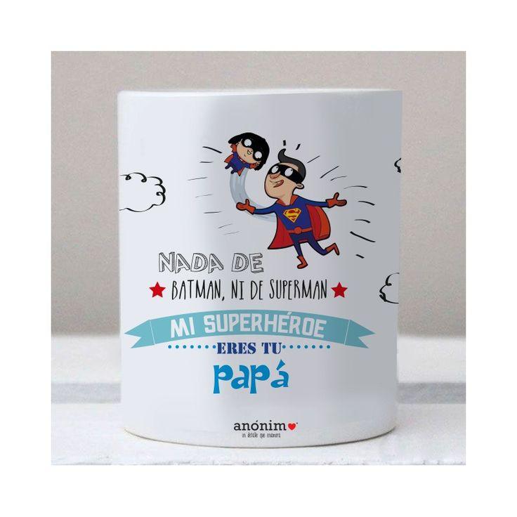 Sorprende a tu papá con un regalo personalizado, en tienda Anónimo te creamos regalos originales y especiales para este dia del papa, dejalo sorprendido a tu pa