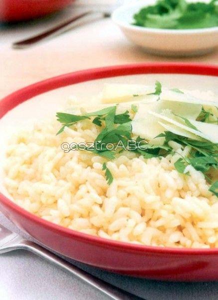 Pezsgős, korianderes rizottó | Receptek | gasztroABC