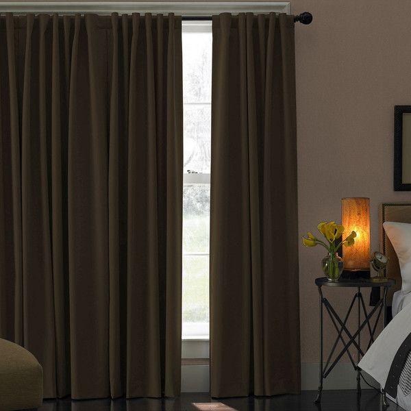 Die besten 25+ Black lined curtains Ideen auf Pinterest Diy - gardinen vorhänge wohnzimmer