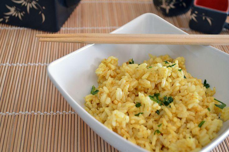 Riso al curry: come prepararlo con la ricetta facile - BurroFuso
