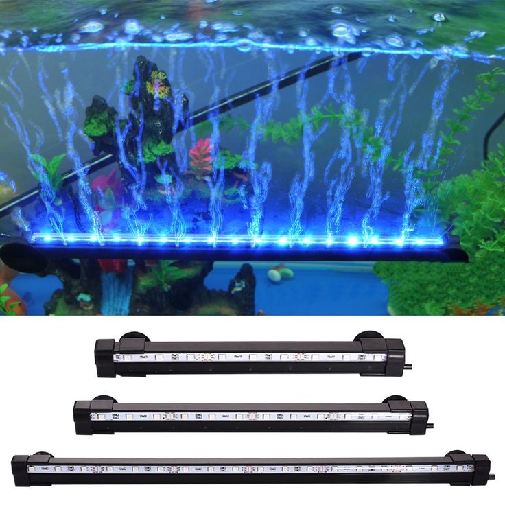 promo waterproof aquarium led lighting led submersible light 3 sizes fish tank acrylic clip lamp #acrylic #fish #tank #AquariumLightingLEDProducts