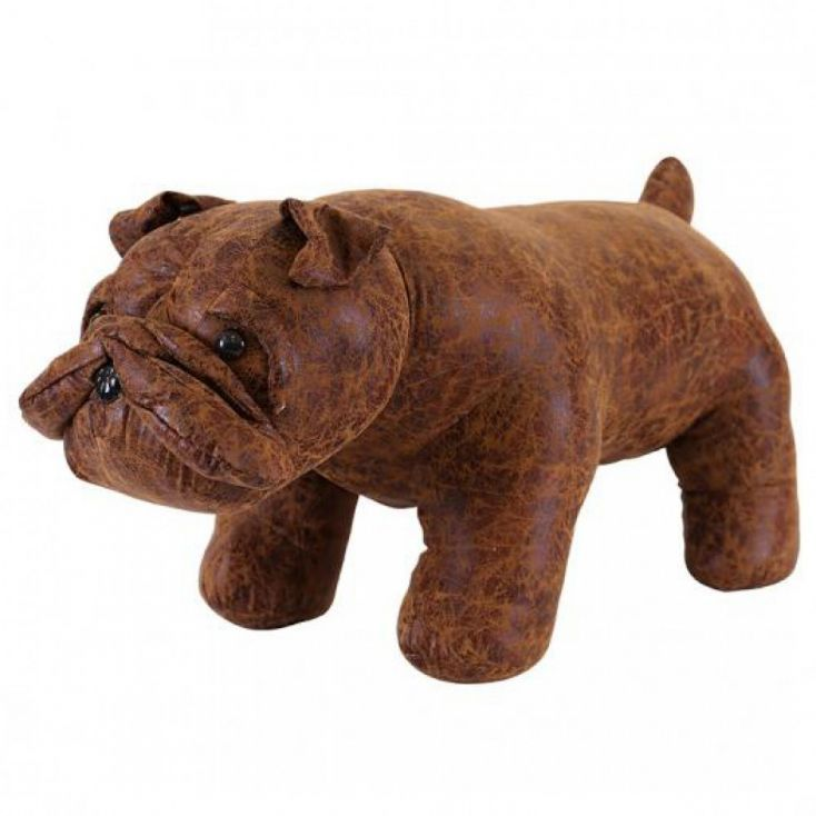 The Bulldog Stool Bulldog British Bulldog Dog Ottoman